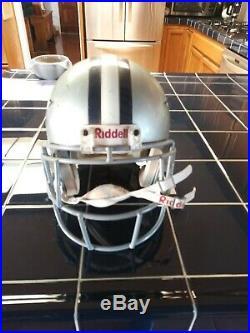 Dallas Cowboys -riddell Full-size Speed Authentic Helmet