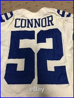 Dan Connor Dallas Cowboys Game Worn Game Used Jersey
