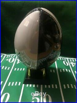 Danbury Mint Dallas Cowboys Commemorative NFL Trophy