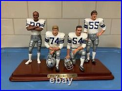 Danbury Mint Dallas Cowboys. Doomsday Defense