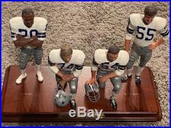 Danbury Mint Dallas Cowboys Doomsday Defense Excellent Condition! Very Rare