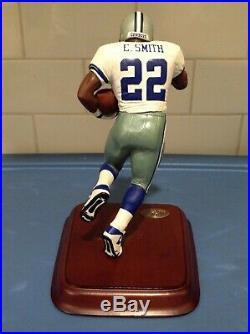 Danbury Mint Dallas Cowboys Emmitt Smith /// Great Condition