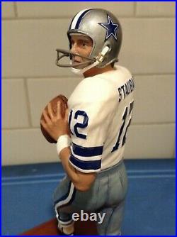 Danbury Mint Dallas Cowboys Rodger Staubach