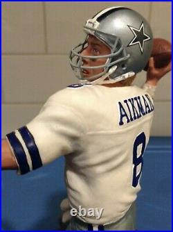 Danbury Mint Dallas Cowboys Troy Aikman