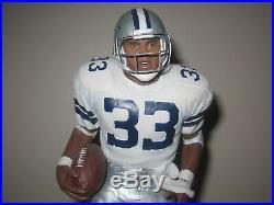 Danbury Mint Tony Dorsett Hof NFL Dallas Cowboys Figure Figurine Rare