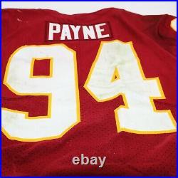 Daron Payne Washington Football Team Game Used Jersey vs Dallas Cowboys COA