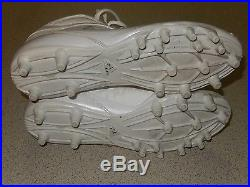 DeMarco Murray Dallas Cowboys Autographed Game Used Worn Cleats