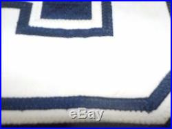 Demarcus Ware Dallas Cowboys Game Worn Game Used Jersey Signed Steiner and Prova