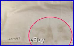 Dez Bryant Photo- Matched Game Used Nike Dri-fit Shirt- Dallas Cowboys- NFL