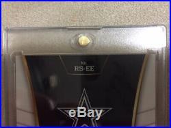 EZEKIEL ELLIOTT 2016 Select Gold Prizm Refractor Auto #d 1/10 RC Ebay 1/1 1 of 1