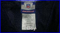 Emmitt Smith #22 Dallas Cowboys 2002 Authentic Alternate Football Jersey sz 52