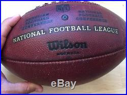 Extremely Rare Dallas Cowboys Wilson The Duke Breast Cancer