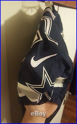 Ezekiel Elliott 2016 Dallas Cowboys Authentic Nike Un-Used Game Jersey dec65addd