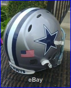 Full Size Dallas Cowboys Football Helmet