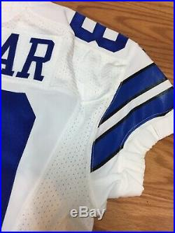 Gavin Escobar Dallas Cowboys Game Issued Used Worn Jersey Cleats