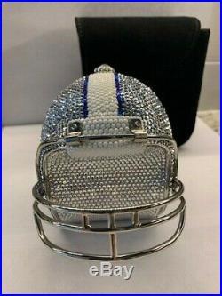 Kathrine Baumann NFL Dallas Cowboys Vintage Helmet Handbag