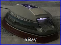 Lighted Deluxe First Kickoff Cowboys AT&T Stadium Danbury Mint Dallas Texas Lit
