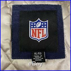 NFL Dallas Cowboys 5 Time Super Bowl Championships Commemorative Jacket Size XL