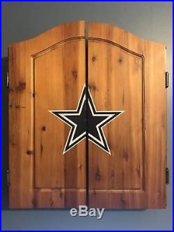 NFL Dallas Cowboys Dart Board