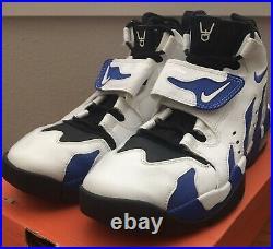 Nike Air DT Max'96 Size 10 Deion Sanders Dallas Cowboys Dodgers Rare 316408-141