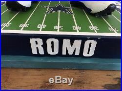 Rare 3ft Tony Romo Dallas Cowboys Bobblehead #41/50