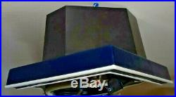 Rare Danbury Mint NFL Dallas Cowboys Stadium 15 Cuckoo Clock Go Cowboys! Works
