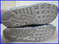 Rare Nike Custom Air Max 90 Dallas Cowboys Shoes Size 12m L364k
