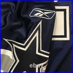 Reebok Authentic Jason Witten Dallas Cowboys On Field NFL Football Jersey 48