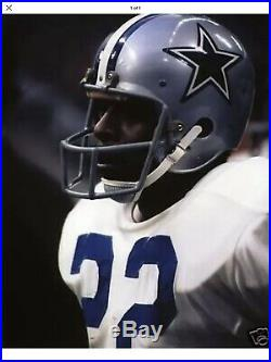Riddell Kra-Lite TK Suspension Football Helmet 1971 Dallas Cowboys- Bob Hayes