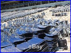 Texas Stadium Dallas Cowboys Game USED Connected Pair of Chairs Seats