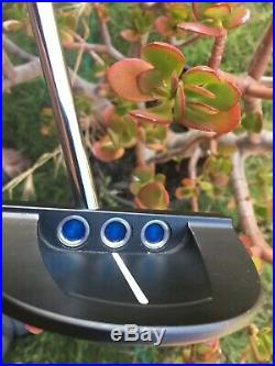 Titleist Scotty Cameron Select Golo S Putter Custom Shop Dallas Cowboys Blue