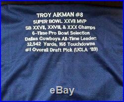 Troy aikman jersey