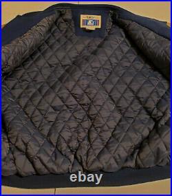 VTG Dallas Cowboys Varsity/Letterman Wool/Leather Jacket/Coat XL NFL Starter
