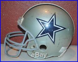 Vintage Authentic Riddell Vsr-4 Dallas Cowboys Official NFL Football Helmet Ss2