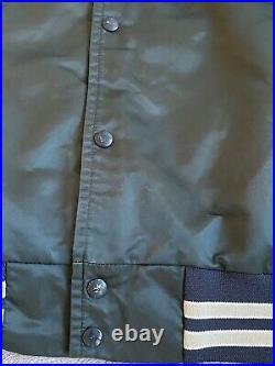 Vintage Chalk Line Dallas Cowboys NFL American Football Varsity Jacket 90s Large