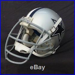 Vintage, Dallas Cowboys, Air Pro Ii, Custom Charles Hailey Full Size Helmet