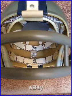 Vintage Riddell Kra-Lite TK2 Football Helmet-1971 Dallas Cowboys -Staubach Rare